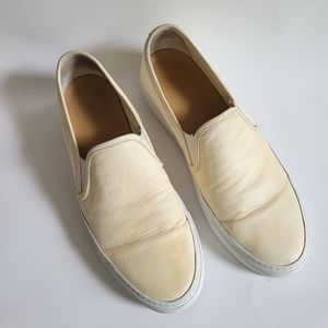 Common Projects Tournament Slip On Sneakers